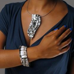 Bracelet MX Dacryl 008 / croco